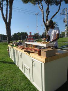 דוכני מזון לאירועים