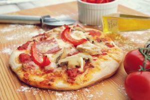 דוכן פיצה בטאבון