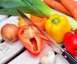 דוכני מזון לאירועים ירקות