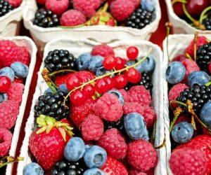 דוכן פירות